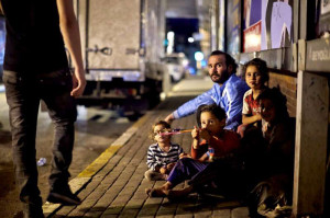 Half of all Syrians Forced to Abandon their Homes, Flee for their Lives