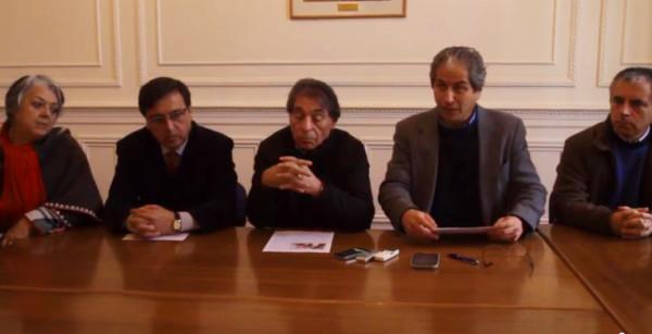 """Dirigentes del Colegio de Profesores declaran: """"Es necesario poner al gremio en estado de movilización, para presionar al gobierno de que reinstale la mesa de negociación"""""""