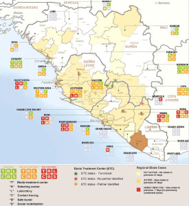 World Health Organization Identifies Countries at Risk for Spread of Ebola Human Wrongs Watch