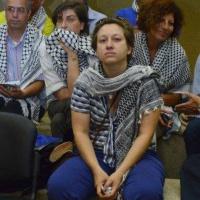 "Eleonora Forenza è l'unica eurodeputata in Palestina: ""L'ANP delusa dall'Europa"""