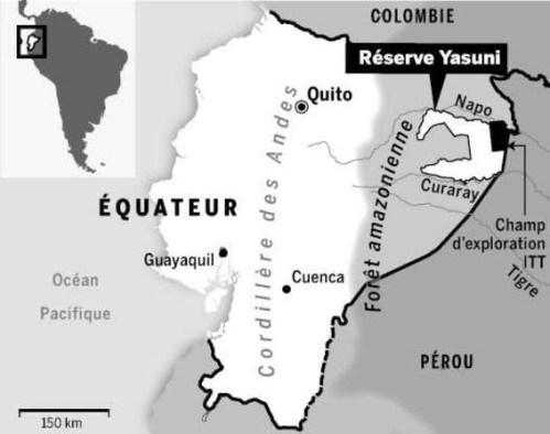 Ecuatorianos inician trámite ante Corte Penal Internacional en contra de CEO Chevron