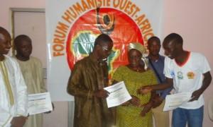Troisième et dernier jour du Forum Humaniste de l'Afrique de l'Ouest