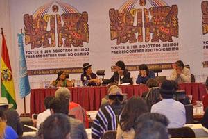 Bolivia: Preparativos para la I Conferencia Mundial de Pueblos indígenas