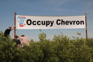 Gaz de schiste : des paysans polonais font plier Chevron