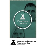 International Overdose Awareness Day — 180,000 Drug Related Deaths… Each Year