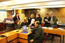 Mario Aguilar: «Esta manifestación de rechazo del profesorado, es una tremenda derrota para el Ministerio de Educación chileno»