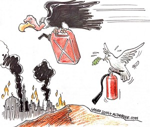 Negociadores palestinos aceitam nova trégua de 72 horas na Faixa de Gaza