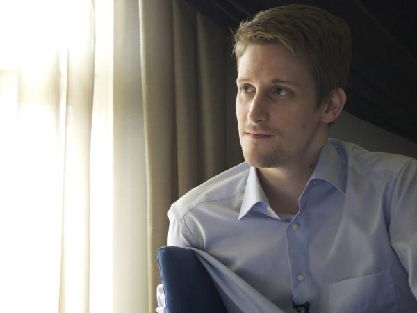 Verleihung der Carl von Ossietzky Medaille an Edward Snowden