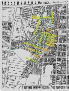 Ley de Nomenclatura de Calles para la villa 15 de Buenos Aires