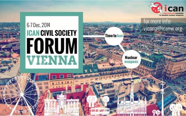III Cumbre de Viena de la Sociedad Civil sobre los efectos de las armas nucleares