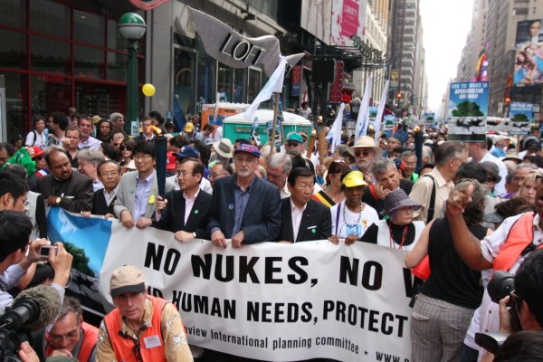 CALL TO ACTION: April/May 2015 mobilisation against nuclear weapons