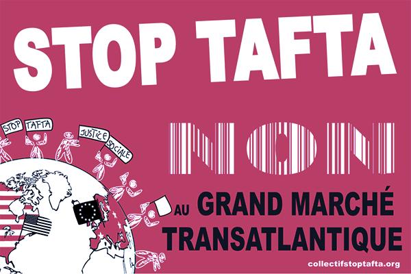 Les accords de libre-échange : TAFTA, CETA, TISA