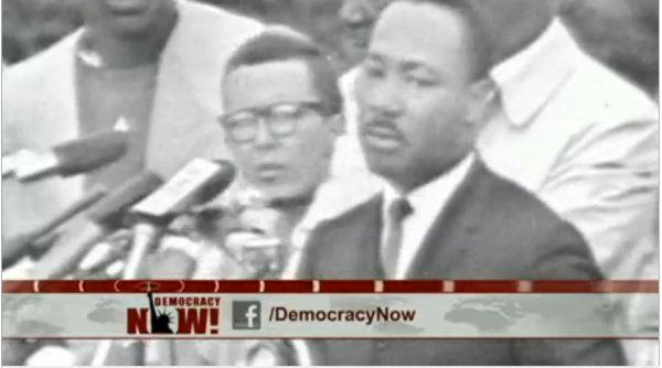 What Would Dr. King Do? As U.S. Moves to Bomb Syria, Tavis Smiley on MLK's Antiwar Legacy
