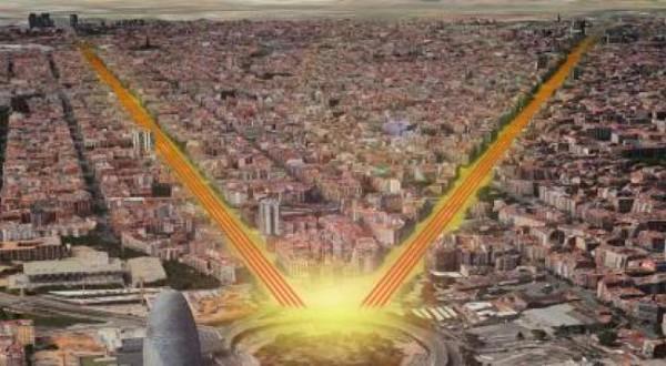 11 settembre, enorme manifestazione in Catalogna per la libertà e l'indipendenza