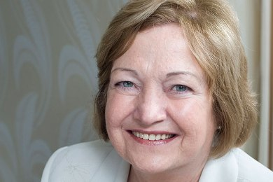 'Say No to War and Media Propaganda', Mairead Corrigan Maguire, Nobel Peace Laureate