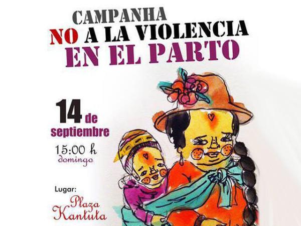 Campanha pede união de mulheres migrantes e nativas contra a violência no parto