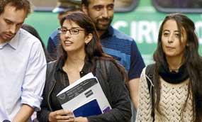Estudiantes rechazan debates y convocan a protesta en Chile