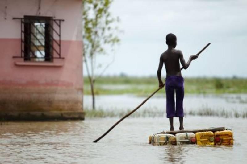 Climate change in Benin
