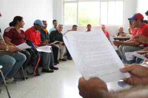 """La Commune, """"coprésidente du Venezuela"""""""