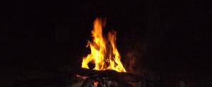 El camino del fuego