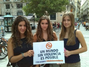 2nd of October: A World without Violence is Possible