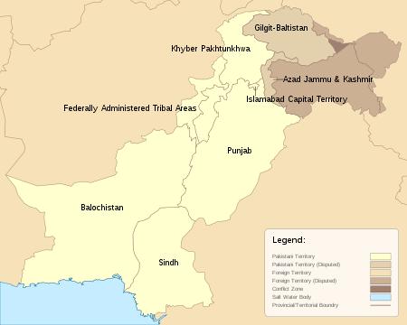 Pakistan's Contain(er)ed Revolution