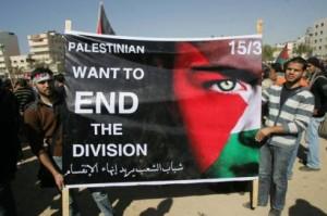 Fatah e Hamas acertam formação de governo de unidade em Gaza e na Cisjordânia