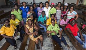 Un ejército de «mariposas» para frenar la violencia contra las mujeres en Colombia