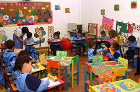 sala aula infantil