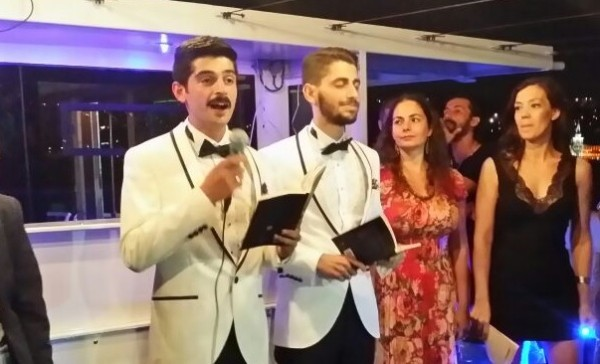 Video of the first same-sex wedding in Turkey and interview with the happy couple