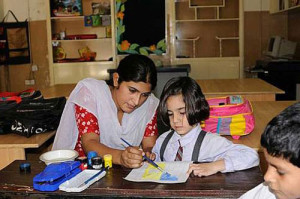 An Additional 1.4 Million Teachers Needed to Achieve Universal Primary Education by 2015