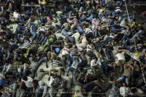 Two Main Routes of Smuggling of Migrants Generate $7 Billion a Year to Criminal Groups
