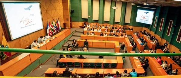 Book presentation Quito 3