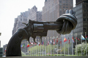 """World Day of Non-Violence: """"An Eye for an Eye Ends Up Making the Whole World Blind"""" (Mahatma Gandhi)"""
