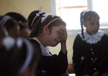 Loss amid the Rubble in Gaza