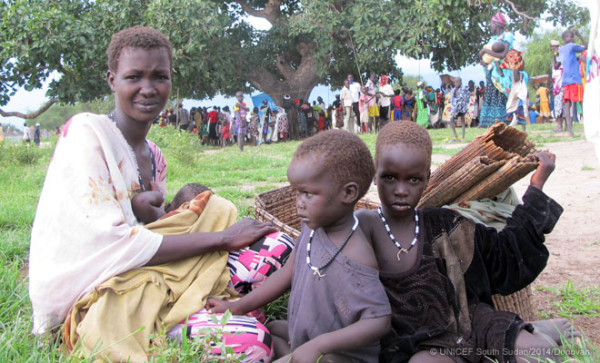 In South Sudan, a Single Mother's Fight For Survival