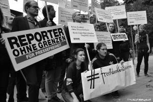 Fotojournalisten wieder frei – Propaganda der Türkischen Regierung