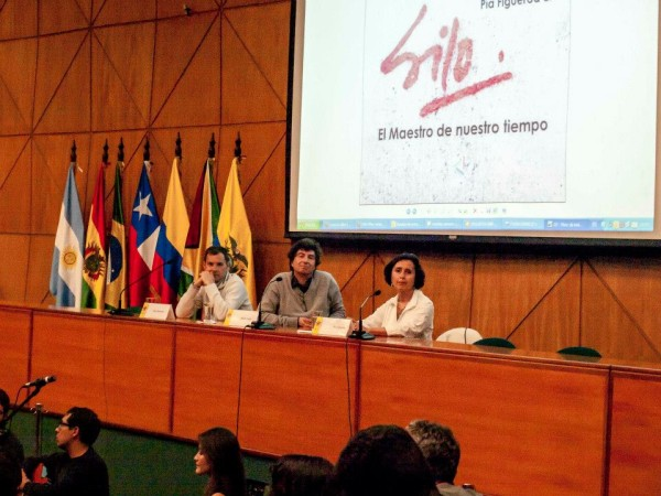 Book presentation Quito 2