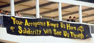 Remember, it's a pro-Hong Kong Movement