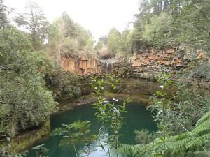 Staudamm bedroht Kultstätte der Mapuche