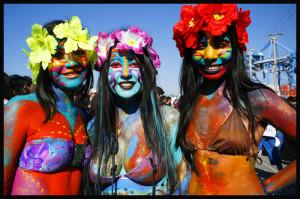 Valparaíso: «Carnaval de los Mil Tambores»