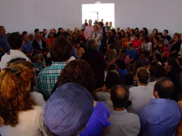 Ceremonias en la sala