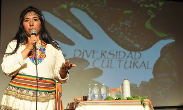"""""""Hoy podemos decir que conmemoramos el Día de la Diversidad Cultural»"""