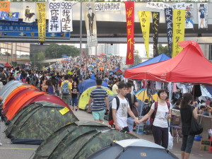 Hong Kong Protests – the light and the dark
