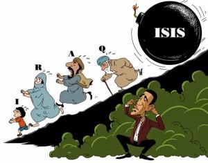 La lutte contre l'EI (État islamique), un écran de fumée pour masquer la mobilisation US contre la Syrie et l'Iran