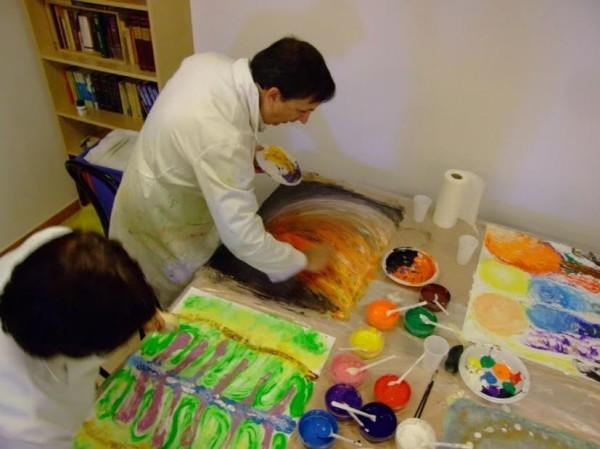 Inspiracion a traves de la pintura