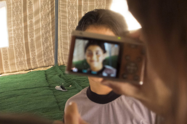 Syria — Life Through a Lens: Photography Workshop Helps Young Refugees See Their World with Fresh Eyes