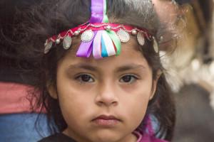 Chile: Marcha del pueblo Mapuche