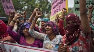 """""""Ser una mujer de la casta dalit en la India significa ser la esclava de los esclavos"""""""