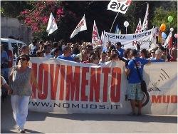 Guerre e MUOS: opporsi è possibile – Appello dei No Muos per rilanciare un movimento contro le guerre